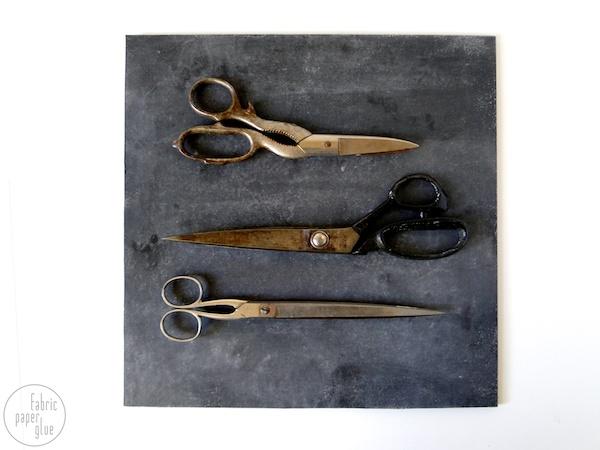 Vintage Scissor Art 7