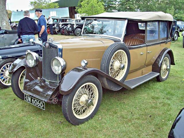 458 Lea Francis 12/40 (1929)