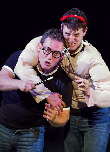 Potted Potter (Gary and Jesse) 2