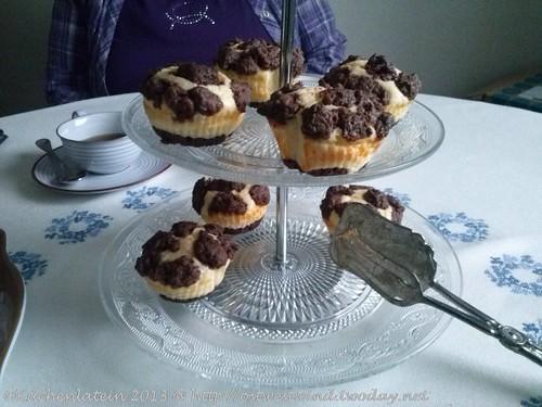 Russische Zupfkuchen-Muffins