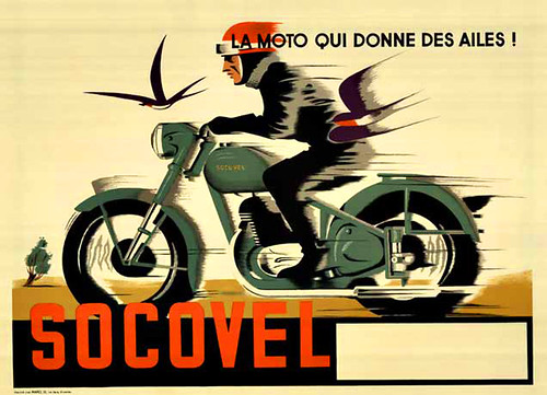 Socovel Cycles by bullittmcqueen