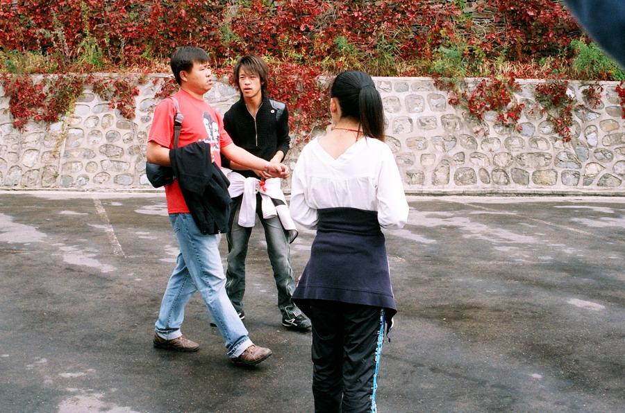 Huanren1 Wunushan fortress - Guides