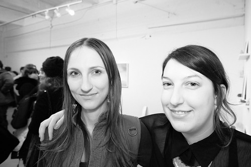 Jenny Kendler with Lauren Payne @ Johalla Projects / ACRE Projects