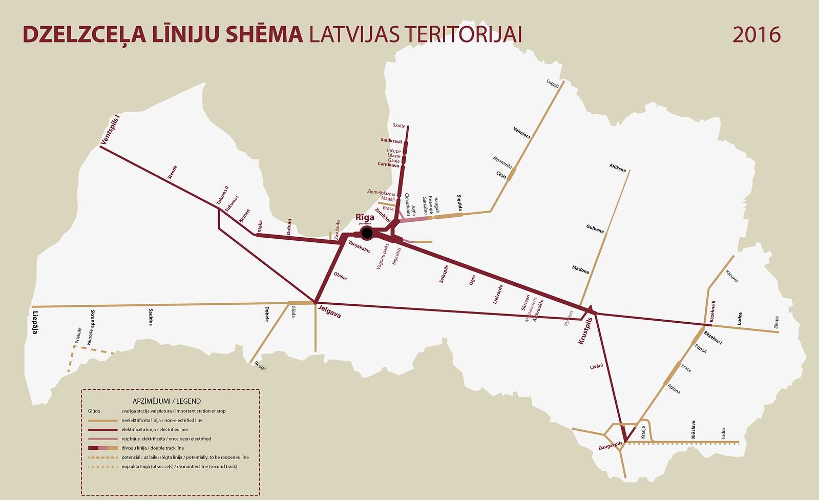 Latvia Railways Dzelzce Page 22 Skyscrapercity Belarus Wiring Schematic 2018 Dobule Electrified To Russia Maeii Klaipda Again Through Priekule No High Speed Line Moscow As I Dont Believe It