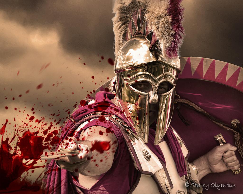 spartan uniform