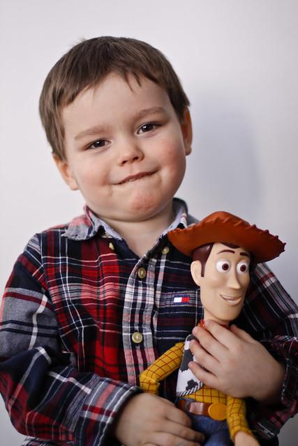 Manu et Woody