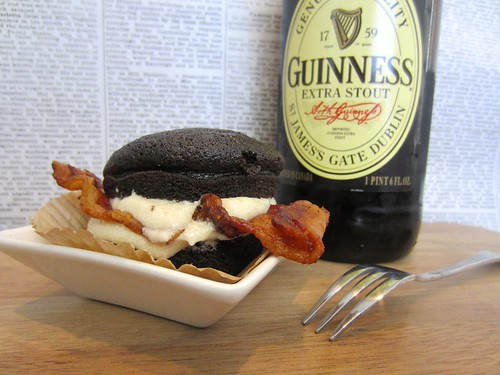 Guinness Stout Cupcake