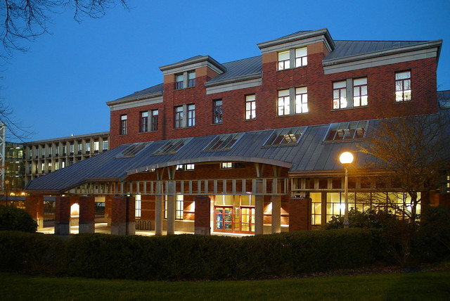 Willamette Hall - University of Oregon | Flickr - Photo Sharing!