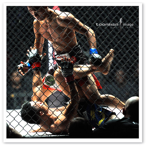 ONE FC Return of Warriors