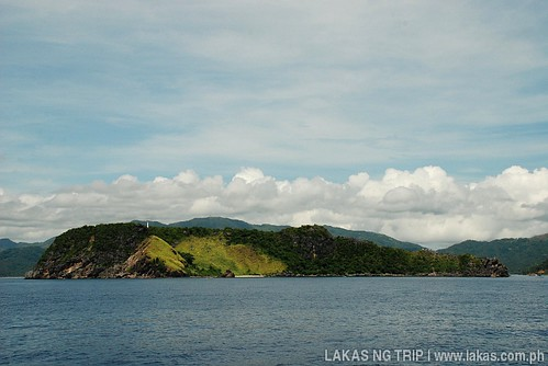 Small Island beside Tablas Island - Romblon, Philippines