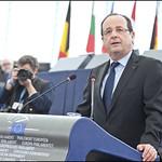 法國總統歐蘭德。(圖:歐洲議會European Parliament)