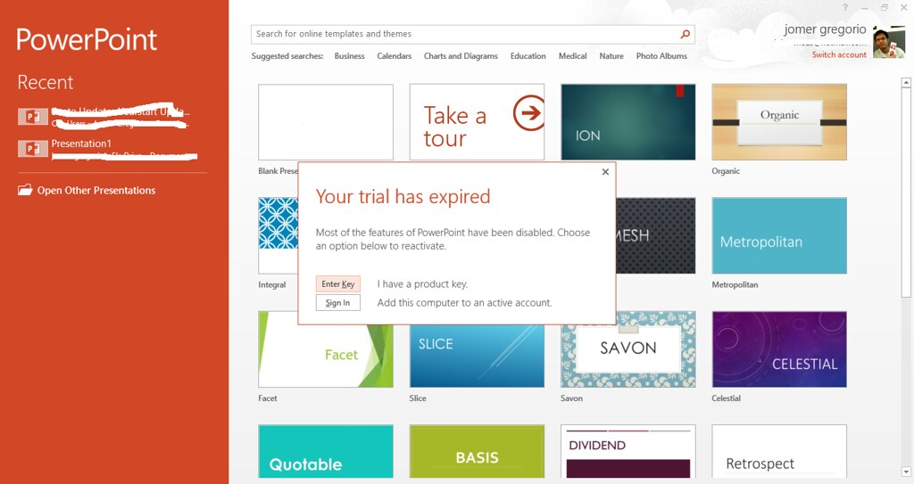 54118 Free PowerPoint templates from Presentation Magazine