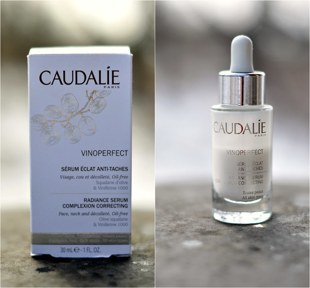 sydney 39 s fashion diary review caudalie vinoperfect radiance serum. Black Bedroom Furniture Sets. Home Design Ideas