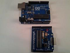 Minuino und Arduino Uno