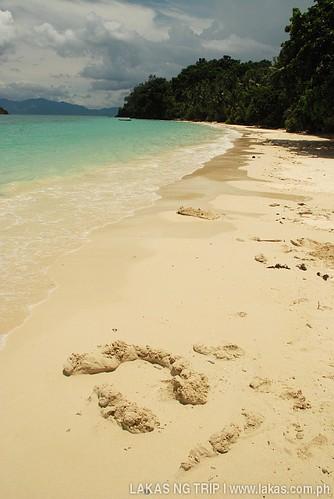Tiamban Beach in Romblon Island, Romblon Province, Philippines
