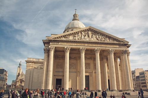 El Panteón de París