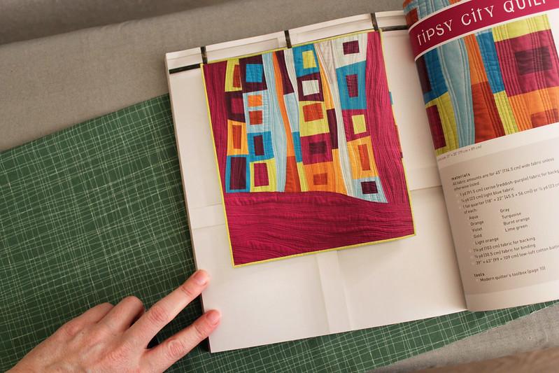 Quilting Modern quilt