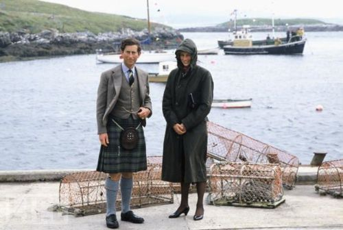 1982 Prince and Princess of Wales 2