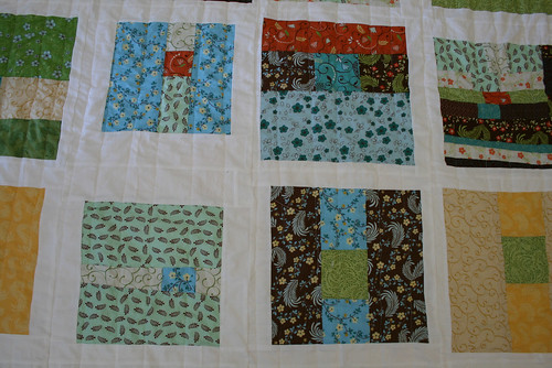 Modified Bunch of Squares