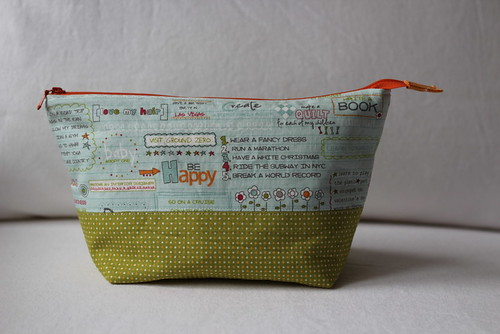 noteworthy pouch