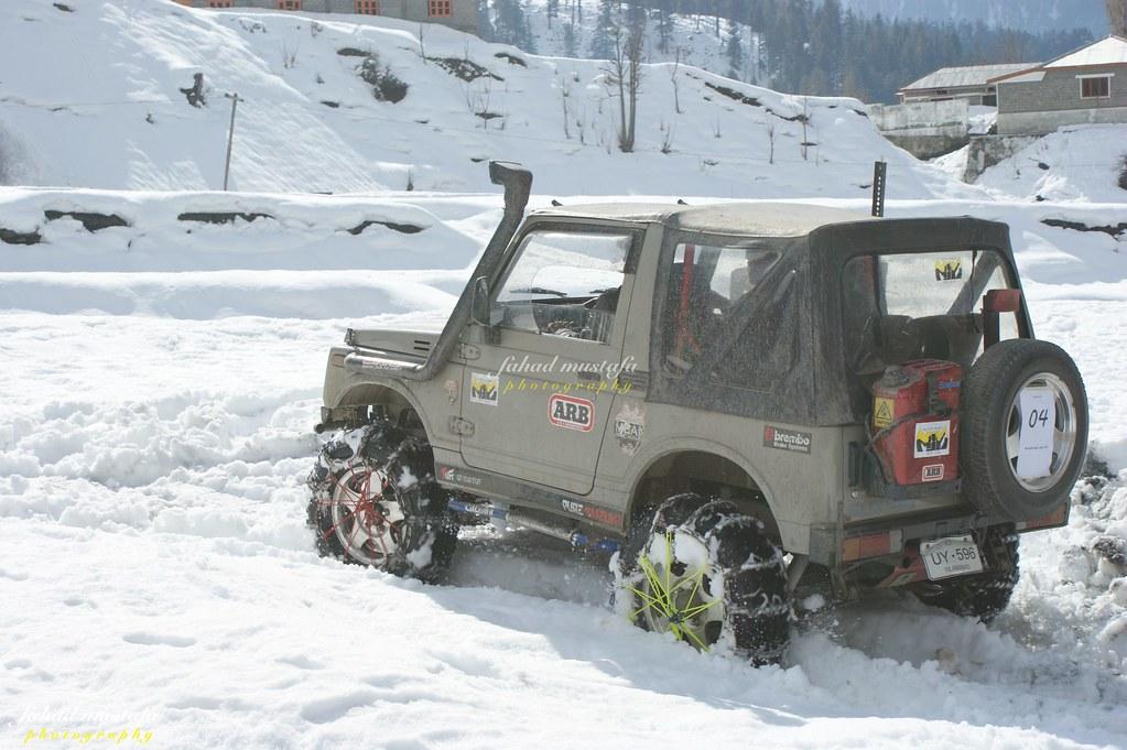Muzaffarabad Jeep Club Neelum Snow Cross - 8471812436 cd77bc1ba0 b