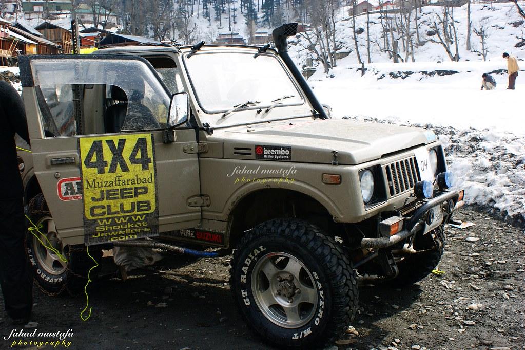 Muzaffarabad Jeep Club Neelum Snow Cross - 8471868744 b29bd3681c b