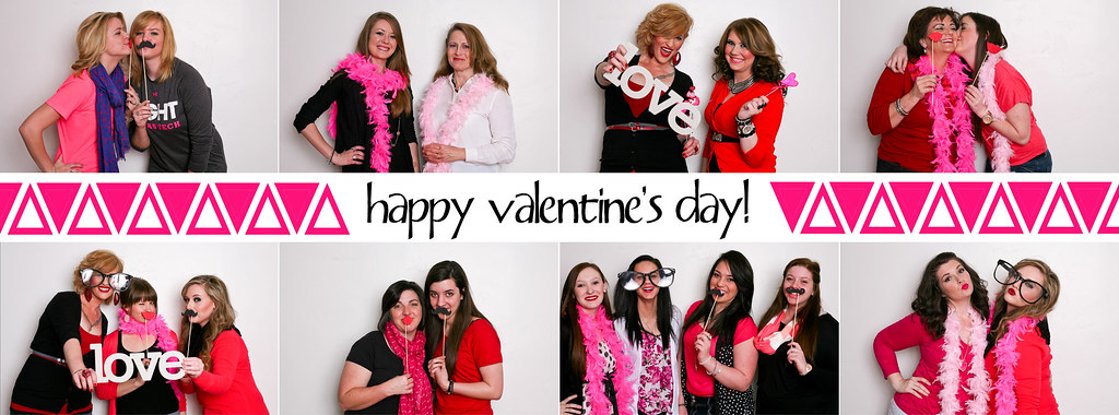valentines day photo shoot senior girls best friends