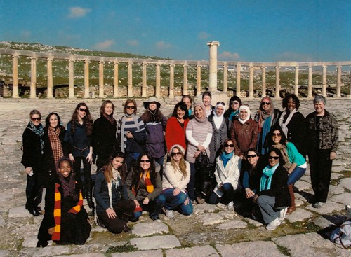 TechWomen.Jerash.Jordan2013