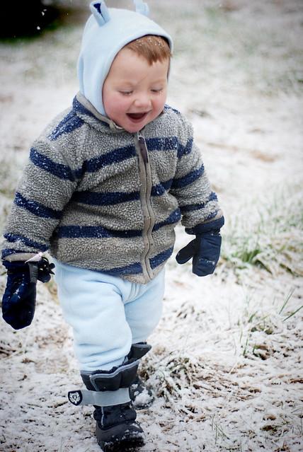 February 16 Snow