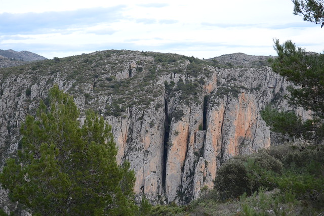 013 - Ruta Els Arcs, Interior Alicante