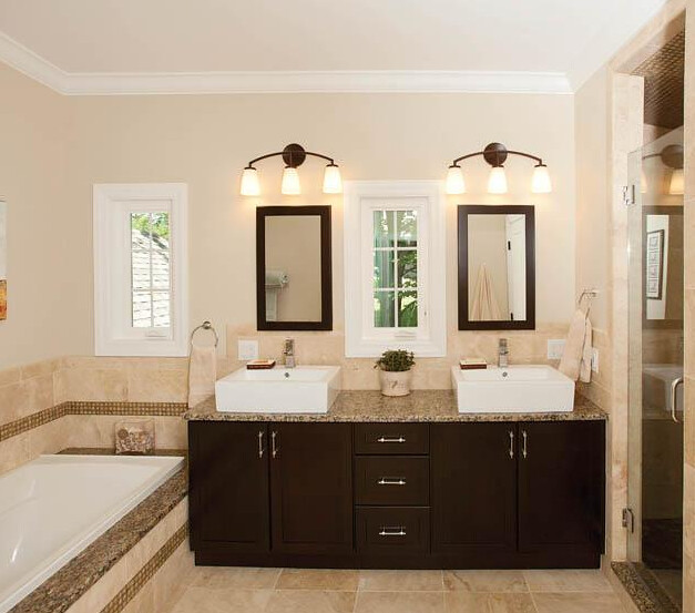 Mariemont Cape Cod Makeover New Master Suite Bathroom Addition Flickr Photo Sharing