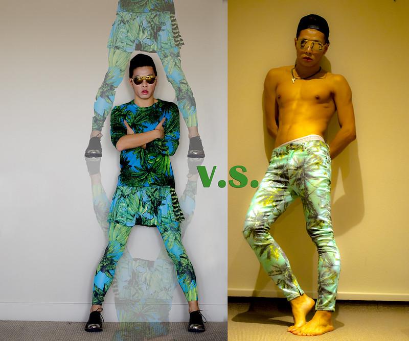 versace vs ksubi