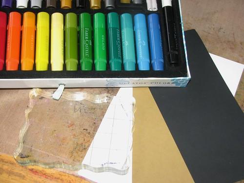 Gelato Watercolor Scribbles 001