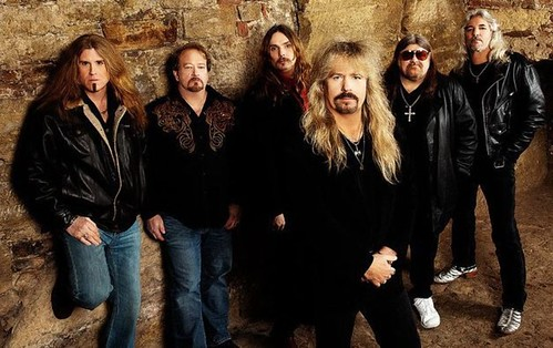 Molly Hatchet @ Crystal Ballroom