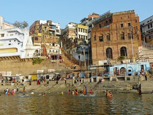 Imagen de Benarés (Varanasi, India)
