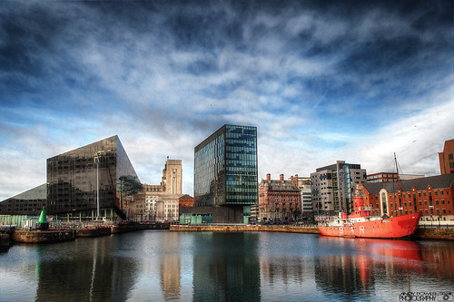 Liverpool Docks HDR by Danger 80