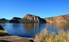 Acacia Recreation Site View