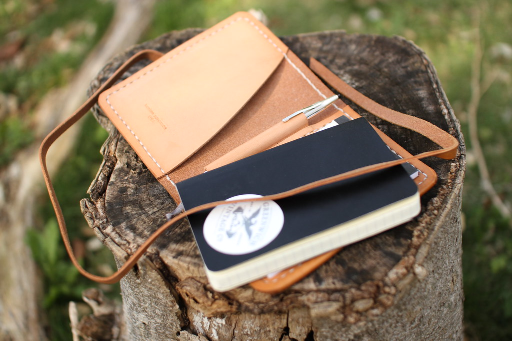 kenton sorenson Pocket Journal