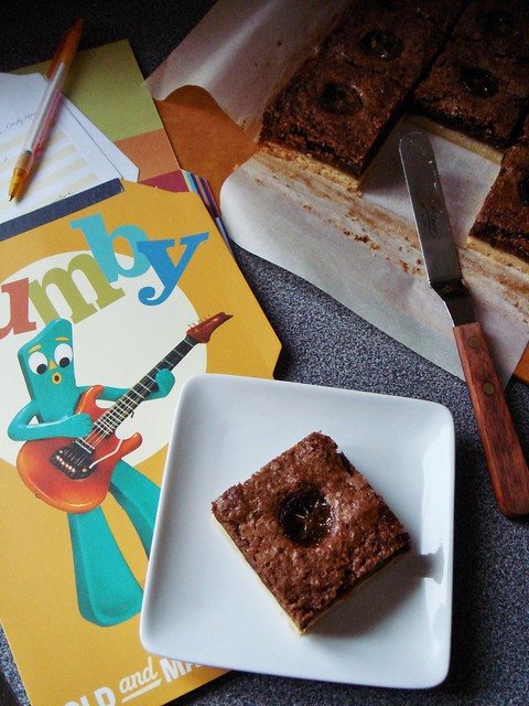 Almond Chocolate Marmalade Bar: Recipe Writing