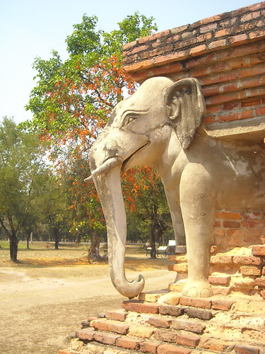 Backpacking Sukhothai