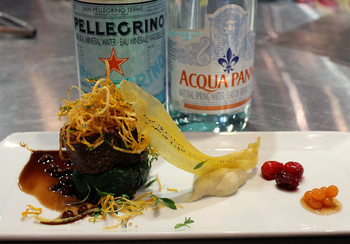 S. Pellegrino Almost Famous Chef