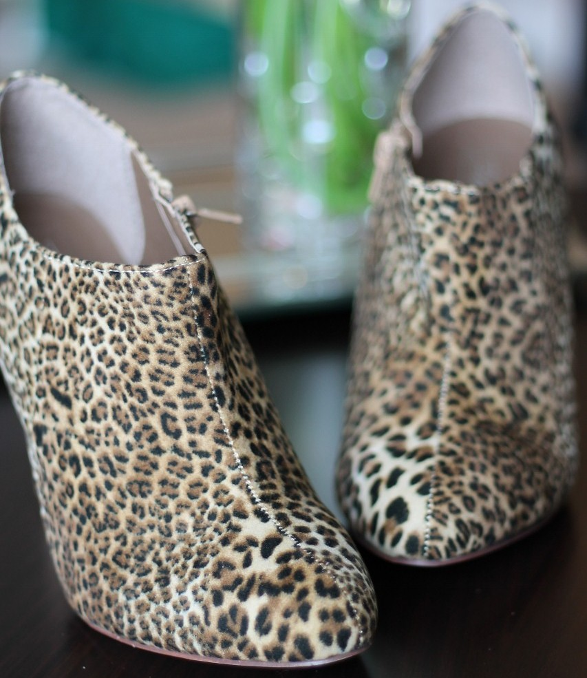 ASOS Timeless Shoe Boot Leopard (5)