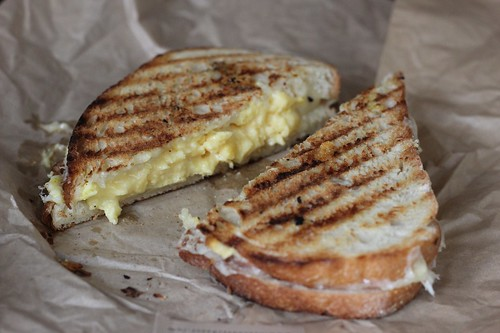 Egg & Cheese Sandwich
