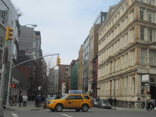 Bowery, NYC. Nueva York