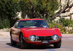 [Free Images] Transportation, Cars, Toyota, Toyota 2000GT ID:201303030000