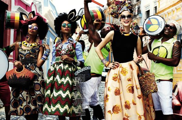 Vogue Brasil March 6
