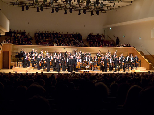 berliner philharmoniker, sir simon rattle, miklos perényi