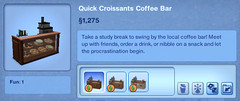 Quick Croissants Coffee Bar