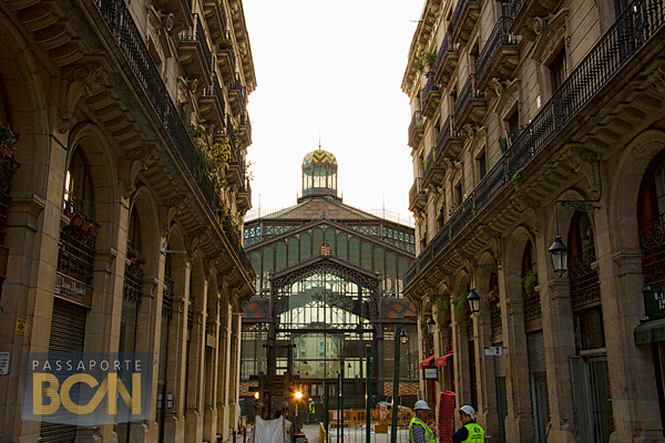 Mercat de El Born, Barcelona