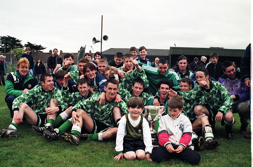Ballincollig Mur Cup winners #2 Jun 95 R251 by CorkBilly